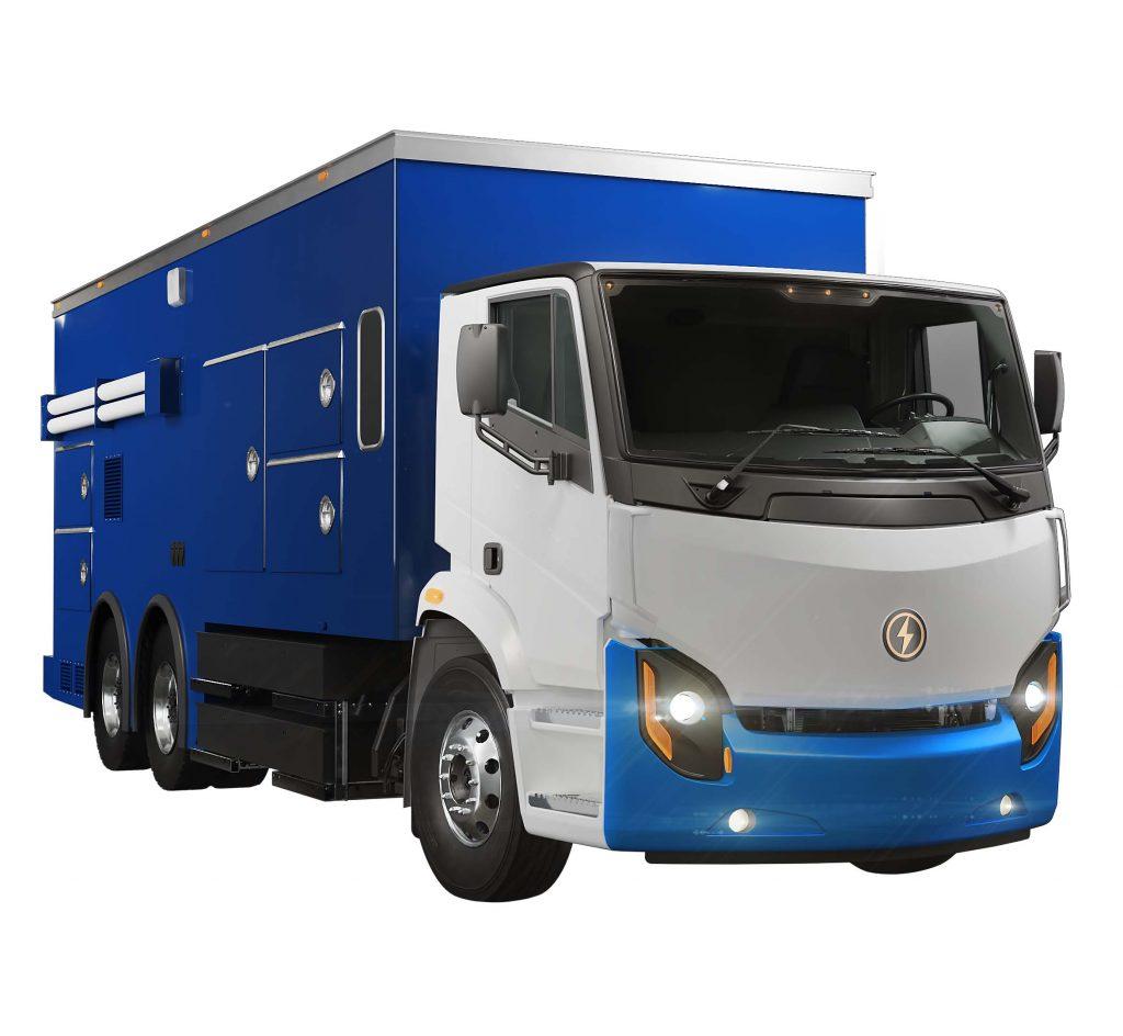 Lion Utility Class 8 Truck