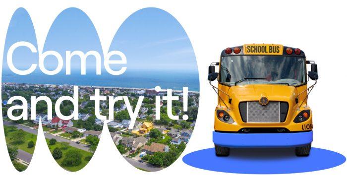 Bus Ride&Drive